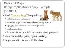 good attention grabbers for compare and contrast essays the good attention grabbers for compare and contrast essays
