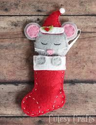 Gingerbread Man Felt Hanging Decoration  HOLIDAY  Pinterest Christmas Felt Crafts