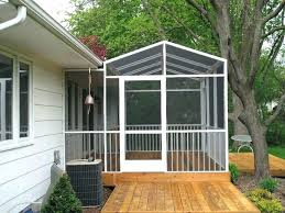 how to screen in a patio diy screen porch kits screen porch enclosures best patio cover images on ideas terraces screen screen