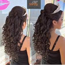 Quince Hairstyles 39 Best 24 Absolutely Stunning Quinceanera Hairstyles With Crown