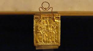 etruscan gold book dating to 600 bc via templestudy