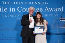 winning essay by jamie baer   john f kennedy presidential  jamie baer first place winner of the  profile in courage essay contest and