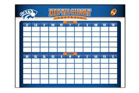 Depth Chart Boards Football Boards Schoolpride
