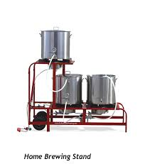 ruby steet homebrewing stand