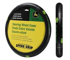 picture of john deere elite steering wheel cover