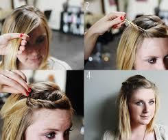 Tuto Coiffure Cheveux Mi Long