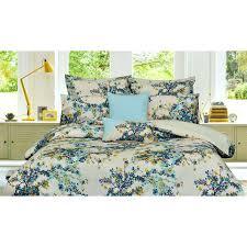 oversized duvet covers king living 5 piece cotton fl duvet cover set oversized california king bedding