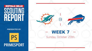 3 Key Matchups To Follow For Bills Vs Dolphins Scouting