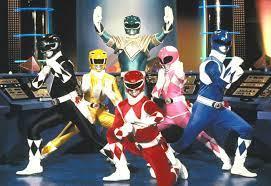 Eine weitere Boyband ist back: Die Power Rangers! - SLEAZE
