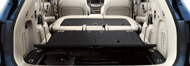 Suv Cargo Space Chart Which 2018 Nissan Models Have The Most Cargo Space