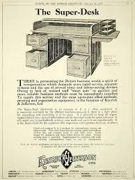 the office super desk. 1917 Ad Kenrick \u0026 Jefferson Super-Desk Business Office Furniture West Bromwich The Super Desk K