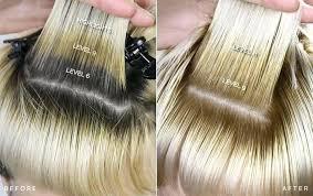 Bleached Hair Color Silkscreening Me