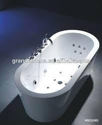 stand alone whirlpool tub astonishing freestanding jacuzzi bathtubs pertaining to bathtub designs 17