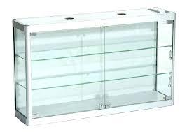 glass cabinet with lights skillstoolcom glass cabinet with lights wall glass cabinet display glass wall cabinet