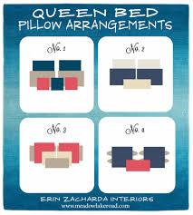 king pillows on queen bed. Delighful Bed Kuvahaun Tulos Haulle Bedroom Pillow Ideas Throughout King Pillows On Queen Bed