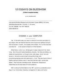 buddhism essay student narrative essay help assignments buddhism essay