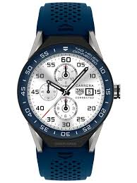 tag heuer mens connected blue smart watch sbf8a8012 11ft6077 tag heuer mens connected blue smart watch sbf8a8012 11ft6077 t h baker family jewellers