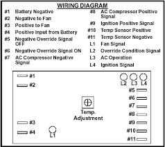 isuzu kb 280 wiring diagram isuzu wiring diagrams installaltion instruction for chevy gmc monster fan save fuel description to the red motor wires isuzu kb wiring diagram