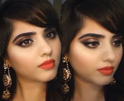 glittering september grwm eid stani indian wedding makeup tutorial you