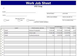 Sheet Template Get Professional Balance Sheet Template