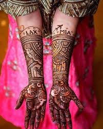 Elaborate Henna Designs Speaking Of Brides Its Unfair To Not Mention The Elaborate