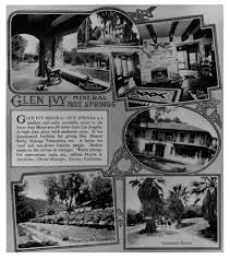 An old advertisement for #GlenIy lodgings. #historic