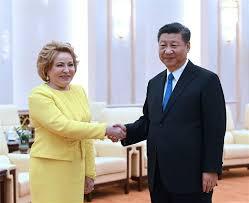 rencontre chinoise en russe