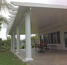 aluminum patio covers kits. Aluminum Porch Roof Patio Cover Kits Panels Insulated For Sale Screen Room Kit Covers Sunroom Roofing Steel Awnings Arcadia Do It Yourself Supplies D