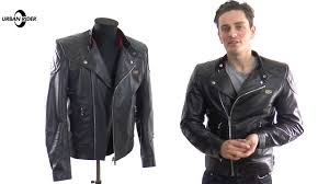 lewis leather super monza leather jacket review armour ready edition urban rider you