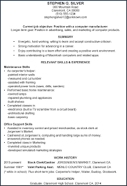 assembly line resume job description assembly line job description for resume from some advice on writing
