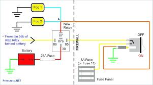 relay wiring fog lights wire center \u2022 4 pin relay wiring diagram horn wiring diagram fog lights without relay best luxury fog light wiring rh sandaoil co pilot fog light wiring diagram relay install fog lights