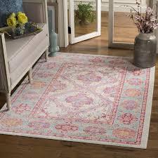 9 x 13 area rugs. Safavieh Windsor Spa/ Fuchsia Distressed Silky Polyester Area Rug - 9\u0026#x27; X 9 13 Rugs 3