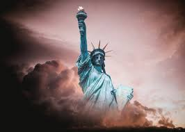 free images cloud sky tablet statue of liberty flame darkness torch crown sad fear clouds gold copper danger climate politics question