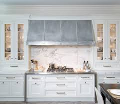 beautiful white kitchen cabinets: marble backsplash eefa marble backsplash