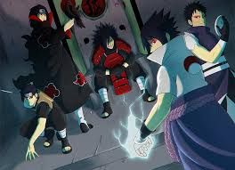 Naruto uzumaki uzumaki clan wallpaper 31514053 fanpop. Hd Wallpaper Uchiha Clan Wallpaper Logo Game Sasuke Naruto Armor Crow Wallpaper Flare