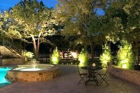 solar powered outdoor patio lights string deck landscape gazebo lighting beautiful hanging for