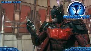 batman arkham knight own the roads side mission walkthrough militia checkpoints locations you