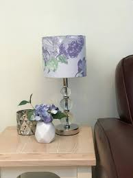 lampshade home decor lighting table lamp floor lamp drum lamp shade laura ashley customer supplied fabric customers fabric
