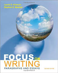 com focus on writing paragraphs and essays  focus on writing paragraphs and essays second edition edition