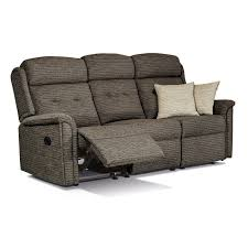 sherborne roma reclining 3 seater sofa