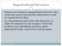 Organizational Feasibility Study 1 Chapter 5 Lecturer