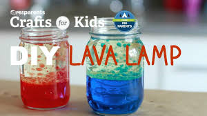 Diy Lava Lamp Season 1 Episode 103 Crafts For Kids Pbs
