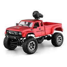 China RC toy car 4WD pickup truck toy with wear-resisting tire tyre ...