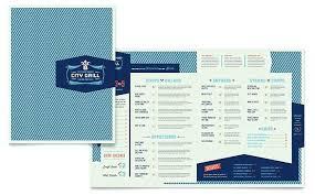 Fine Dining Restaurant Menu Template Example Layout Design Templates ...