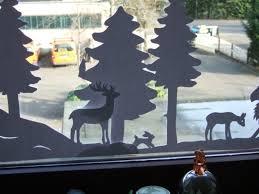 Fensterbilder Basteln 64 Diy Ideen Für Stimmungsvolle