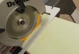 cutting flooring