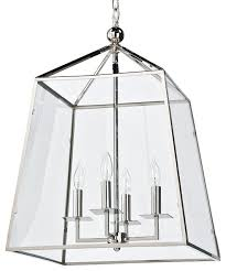 silver pendant lighting. tesla industrial loft modern trapezoid silver metal glass lantern pendant industrial-pendant-lighting lighting