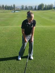 excessive movement of the lower body will kill your ability to play solid pitch shots the key is to mainn at least 60 percent of your weight on the