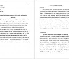 Research Tables Formatting Research Paper In Chicago Style Scientific Apa