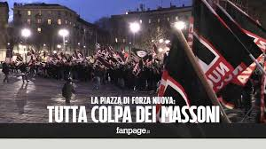 Image result for Photos Forza Nuova